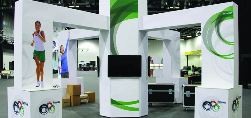 Marketing Exhibition Stands : Some pointers on thinking and planning exhibition stands and
